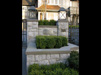 custom stone entrance way architecture