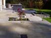tudor patio architecture