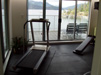 architecture of a west van exercise room